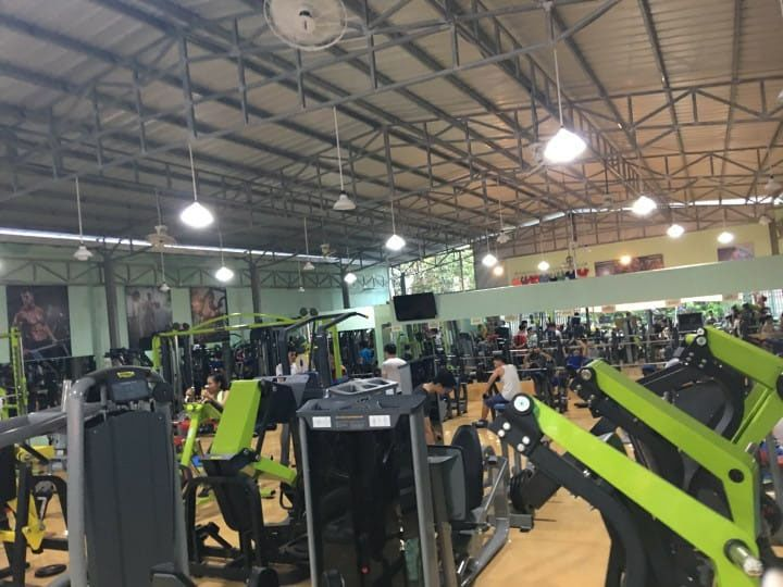 Thanh Long Gym- Zumba